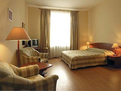 Rusland hotelkamer accommodatie overnachting Djoser