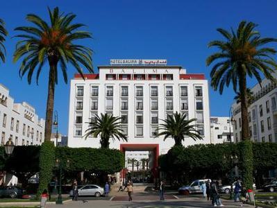 Marokko djoser hotel accommodatie