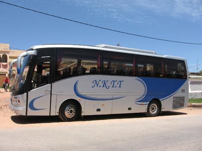Bus vervoer Marokko Djoser vervoersmiddel