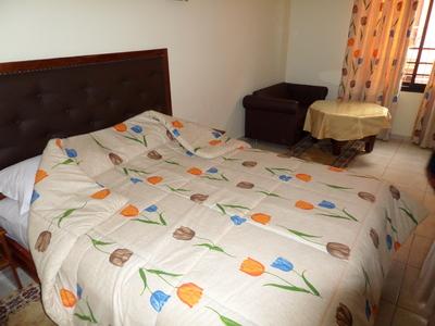 Marokko hotelkamer djoser