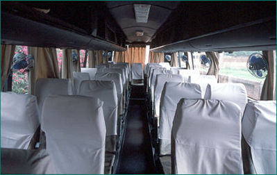 Turkije busvervoer Djoser