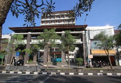 Hotel Denpasar Indonesië Djoser
