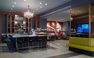 New York hotel overnachting accommodatie city trip Djoser