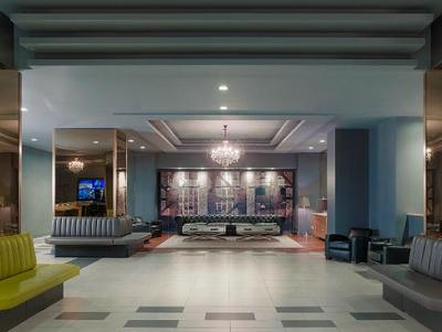 New york hotel accommodatie overnachting citytrip Djoser