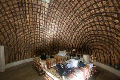 Zuid-Afrika accommodatie overnachting Djoser