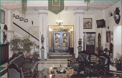 Turkije hotel accommodatie overnachting Djoser