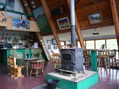Hotel Ramada Anchorage binnen Alaska accomodatie Djoser