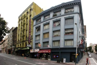 Verenigde staten djoser hotel overnachting