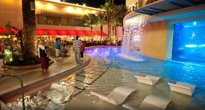 Verenigde staten zwembad hotel accommodatie Djoser