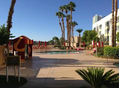 Verenigde staten zwembad accommodatie Djoser