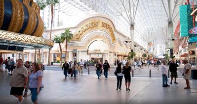 verenigde staten Las Vegas mall Djoser