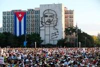Plaza de la Revolución Havana Cuba (internet)