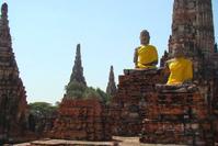 Sukothai tempels Thailand Djoser