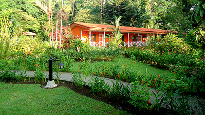 Costa Rica accommodatie overnachting Djoser