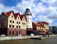 Kaliningrad Rusland Djoser