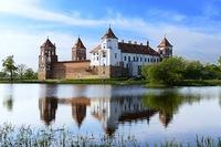 Kasteel Mir Wit-Rusland Djoser