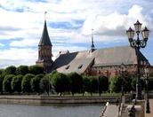 Kathedraal Kalinindrag Rusland
