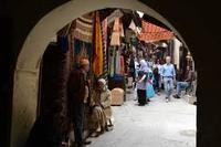 Medina Casablanca Marokko
