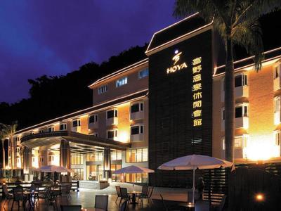 Hoya hotspring Resort Chiphen Taiwan Djoser