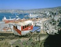 Kablebaan Valparaiso Chili