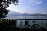 Sun Moon Lake fiets Taiwan Djoser