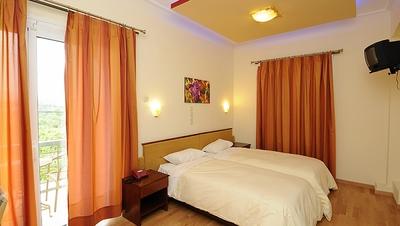Griekenland hotel accommodatie Djoser