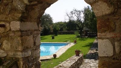 Griekenland hotel overnachting accommodatie zwembad Djoser