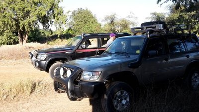 Madagascar minivan vervoersmiddel Djoser