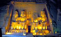 Egypte Kitcheners eiland Aswan Djoser