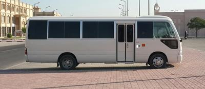 Egypte vervoersmiddel bus Djoser