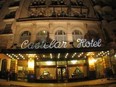 Castelar hotel Buenos Aires Argentinië