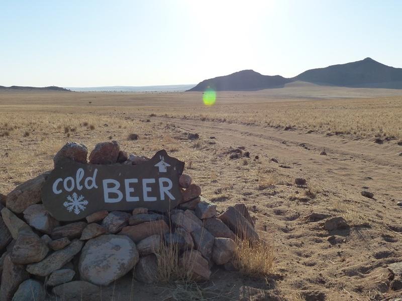 Namib Naukluft - Tsondabvallei