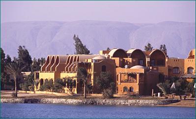 Djoser hotel overnachting Djoser