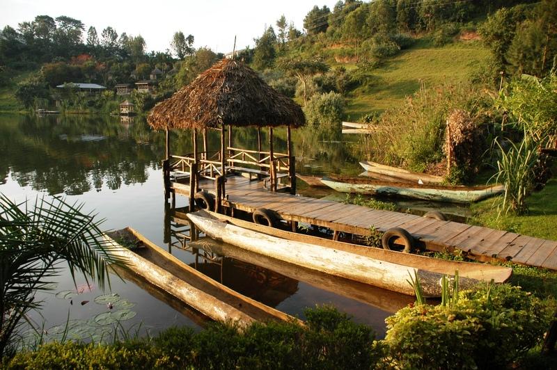 9B - Lake Bunyonyi