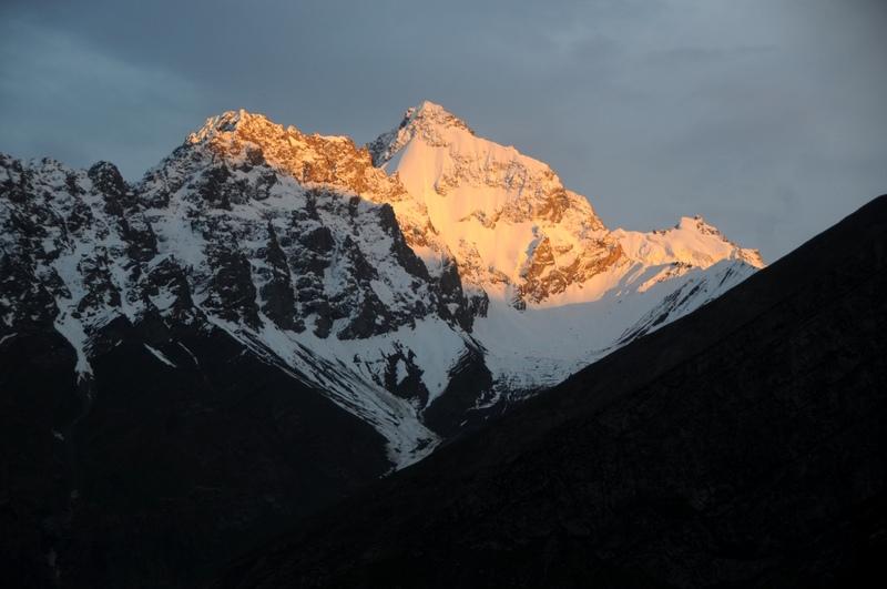 Peak Lenin - Tadzjikistan