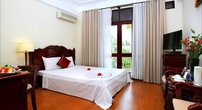 Hoi An Lantern Hotel hotelkamer Djoser kookreis Vietnam