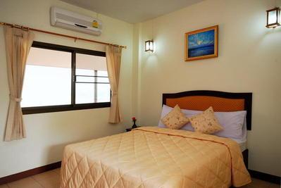 Namkhong Riverside Hotel kamer Chiang Khong Thailand Djoser