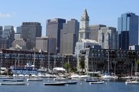 Boston Amerika Verenigde Staten Djoser Family