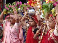 India, Teej festival Jaipur (internet)