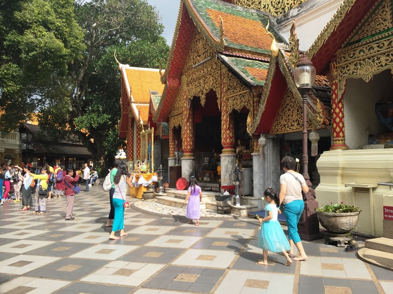 Chiang Mai Doi Suthep (optioneel)