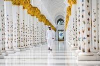 Sheikh Zayed moskee Abu Dhabi
