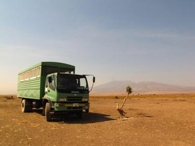 Kenia Tanzania Zanzibar rondreis woestijn Djoser