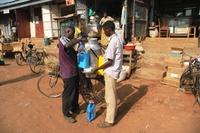 Melkverkoper Tanzania Djoser