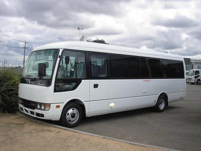 Iran Turkmenistan Oezbekistan bus vervoersmiddel rondreis Djoser