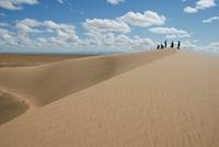 Gobi woestijn Mongolie