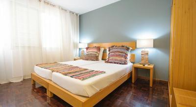 Kaapverdië hotel overnachting accommodatie Djoser