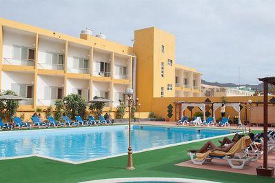 Kaapverdi:e accommodatie overnachting hotel Djoser