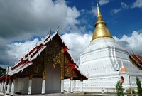 Lampang tempel djoser family