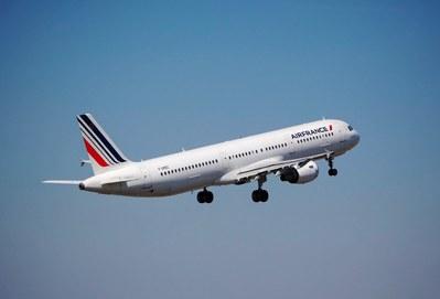 Air France vliegtuig
