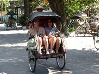 Riksja Indonesie Family Djoser